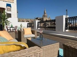 LUXURY PENTHOUSE IN FRONT CATEDRAL